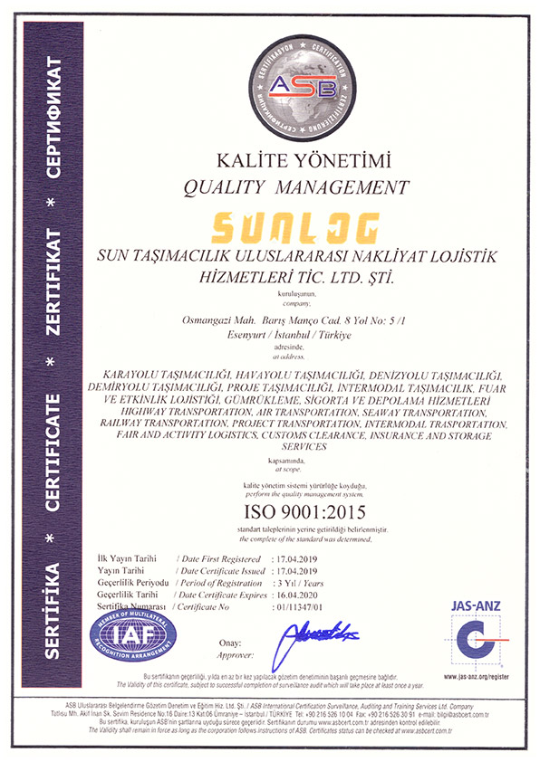 IS0-9001